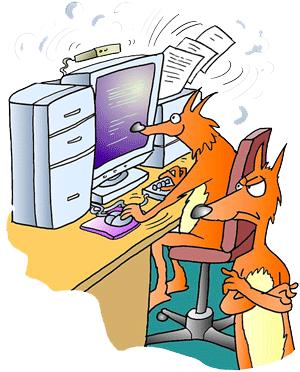 fox_writing
