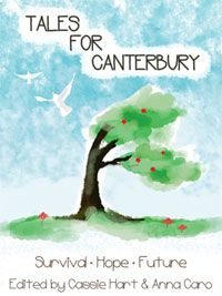 Post image for Tales for Canterbury – Benefit Anthology Wins SJV Award